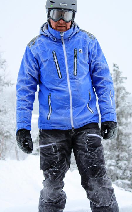 Gneis vinterjacka Alta och byxa Nome (vuxenmodell)