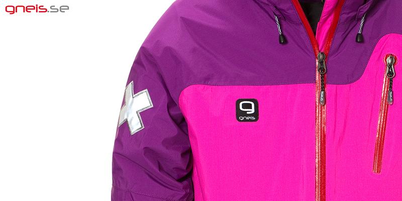 Vinterjacka Tripod, Gneis® barnkläder 2012